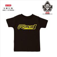 Kaos Baju Anak RCB1 RCB 1 RACING LOGO Kaos Otomotif - Karimake