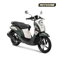 Yamaha Fino Sporty - OTR Depok