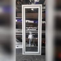 Jendela aluminium 40 x 100