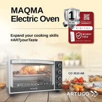 Portable Oven Artugo CO 3510 AB