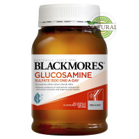 blackmores glucosamine sulfate 1500 180 tablet asli Australia