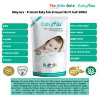 Babymax Premium Baby Safe Detergent Refill Pack 600 ml