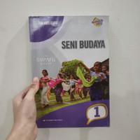 Buku Seni Budaya SMP/MTs untuk SMP Kelas 7 by Penerbit Erlangga