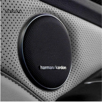 Sticker 3D Emblem Audio Harman Kardon 1 Pcs For Universal Car