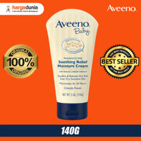 Aveeno Baby Soothing Relief Cream 140g for Dry Sensitive Skin