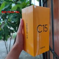 realme c15 ram 4/64GB garansi resmi