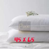 Bantal Pixie Silicon Microfiber Bantal Hotel Murah Dan Empuk - Bantal 45 x 65