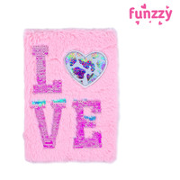FUNZZY LOVE NOTEBOOK