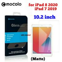 Mocolo Tempered Glass Matte Anti Glare - Apple iPad 7 8 10.2 inch 2020
