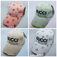 Topi Gucci Bordir/ Fashion/ Sport