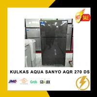 KULKAS AQUA 2 PINTU - AQR 270 DS