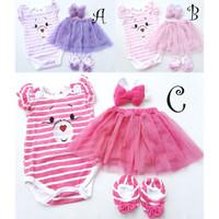 Mommys BFF Jumper / Jumper Bayi Perempuan Lucu Murah / Baju Bayo Cewe