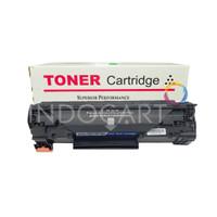 Toner Cartridge Compatible CB435A 35A-HP LJ P1005 P1006-dus putih