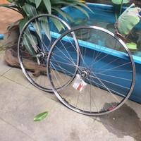 Wheelset MTB 26 Araya TM 620 shimano m435