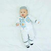 Setelan Baju Kokoh Anak Bayi Laki Laki Usia 6 Bulan - 2 Tahun Murah