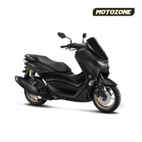 Yamaha All New N Max ABS Connected - OTR Bogor