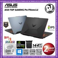ASUS TUF GAMING F15 FX506LU i7-10870H 8GB 512GB GTX1660Ti 6GB WIN10