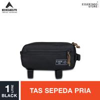 Eiger 1989 X Bike Tube Bag - Black 1L