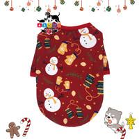 Baju Natal Anjing Pet Christmas Outfit Baju Anjing Natal Dog Christmas
