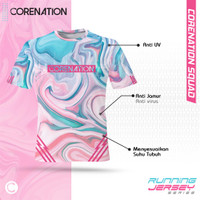 CoreNation Active Women Running Jersey