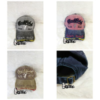 Topi anak import slang / fashion / sport / baseball / Blackrebel