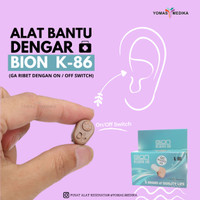 Alat Bantu Dengar Hearing Aid BION K86 K-86 Bukan AXON