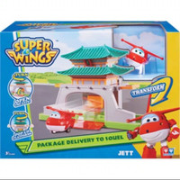Sale mainan: Superwings Package Delivery To Souel Jett