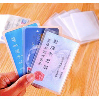 Plastik Kartu ATM SIM KTP Pelindung Anti Gores