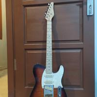 guitar gitar telecaster stratocaster fender custom