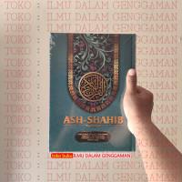 TOSCA A4 AshShahib - Al Quran Mushaf Ash Shahib Ukuran Besar A4 Hilal