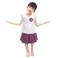 Two Mix Setelan Anak Perempuan Fashion 4062
