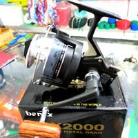 Reel /Gulungan Pancing/Reel Banax Sx 2000