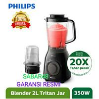 Blender PHILIPS Viva HR-2157 tritan jar w plastik anti pecah(Original)