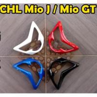 cover headlamp mio J / Mio GT aksesoris motor