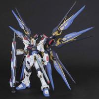 Bandai PG Perfect Grade 1/60 Strike Freedom Gundam + action base