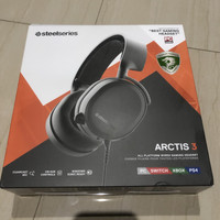 Headset Steelseries Artics 3 2019 Second with special condition