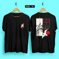 Khusus XL!,.. Kaos Baju Distro Keren, Murah, Motif Lukisan Bango