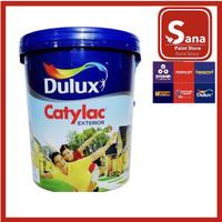 CAT DULUX CATYLAC EXTERIOR 5 KG PUTIH