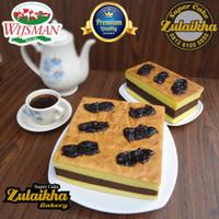 kue Lapis Surabaya Super (Full Wisman) 22x22 CM