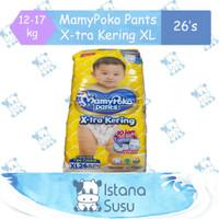 MamyPoko Pants X-tra Kering XL 26