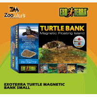 Exoterra Turtle Magnetic Bank Small / Exo Terra Tempat Jemur Kura