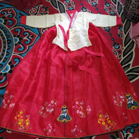 hanbok baju adat tradisional korea kostum costume
