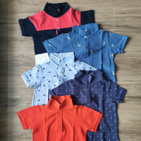 (preloved) kaos polo shirt anak 18 bulan / 2 tahun