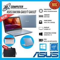 Asus X441MA   Intel N4000  RAM 4GB  HDD 1TB   14   Win10