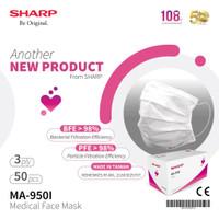 SHARP Medical Masker MA-9501