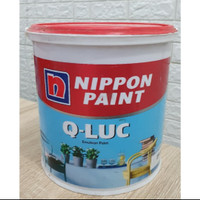 Cat Tembok Q-Luc 5 kg - Qluc Nippon Paint
