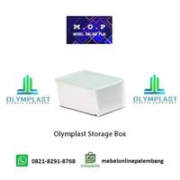 Kotak Plastik Penyimpanan Serbaguna Olymplast Storage box