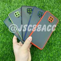 Xiaomi Redmi Note 9 Pro Premium Soft Case Bumper Case Dove You Series