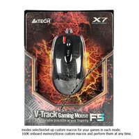 MOUSE GAMING full macro A4TECH X7 F5 V-Track Macro Onboard-Memory Orig
