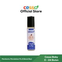 Cessa Cough n Flu - Essential Oil Pereda Batuk & Pilek Bayi / Anak